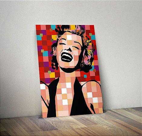 Plaquinha Decorativa - Marilyn Monroe