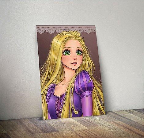 Plaquinha Decorativa - Princesas