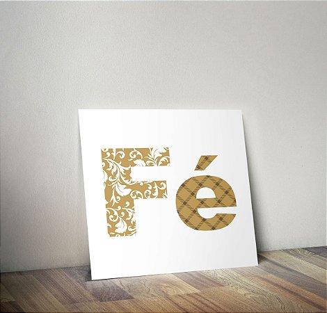 Plaquinha Decorativa - Frase