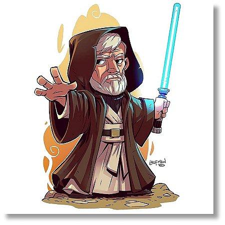 Quadro Decorativo Star Wars