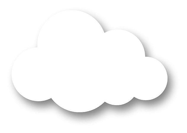 Aplique de Parede Nuvem