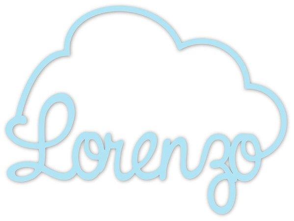 Nome Personalizado Nuvem