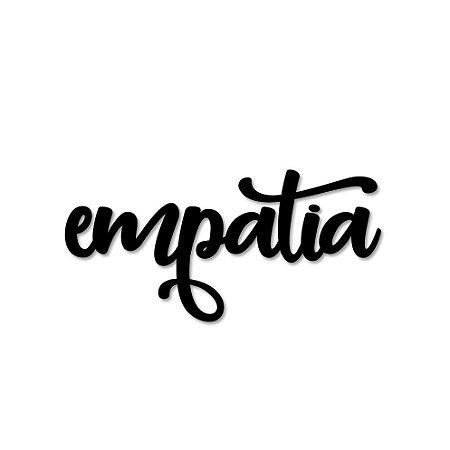 Palavra de Parede Empatia