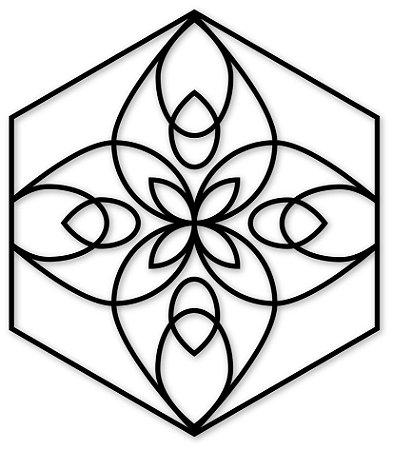 Mosaico de Mandala