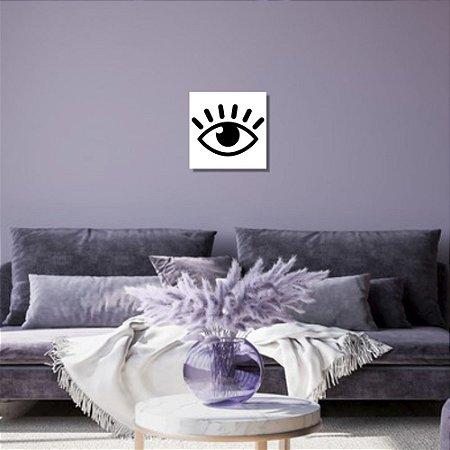 Quadro Decorativo Decoração Olho Grego