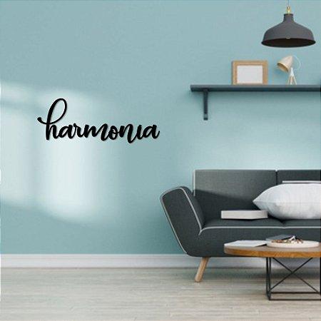 Palavra de Parede Hamonia