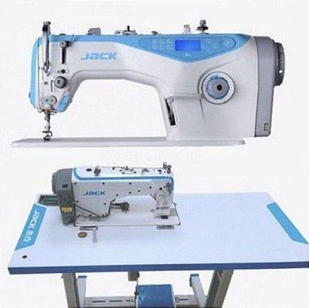 Maquina de Costura Reta Eletronica Jack A4 - 220 V