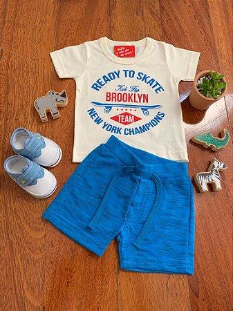 Conjunto Skate em NY
