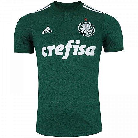 0b815d08930ca Camisa do Palmeiras 2018/2019 Original Adidas Lançamento - futtudo ...