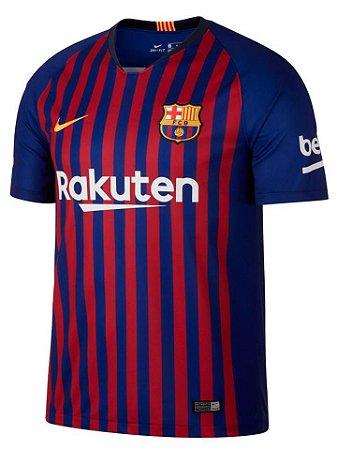 198eb5b4ed Camisa do Barcelona Original Nike 2018/2019 Lançamento Pronta Entrega