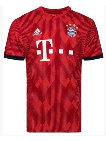 c9708a6d44d Nova Camisa do Bayern de Munique 2018 2019 original adidas Pronta Entrega