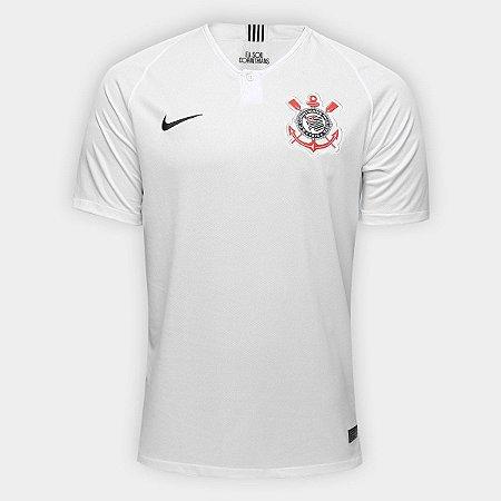 b23de1585e Nova Camisa do Corinthians original Nike 2018 2019 Lançameto ...