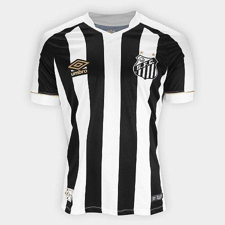 63cbbaf859 Camisa Santos II 2018 s n° Torcedor Umbro Masculina - futtudo as ...