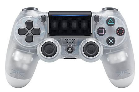 Controle Dualshock 4 PS4 Crystal - Sony