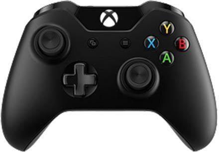 Controle Xbox One - Wireless - Preto