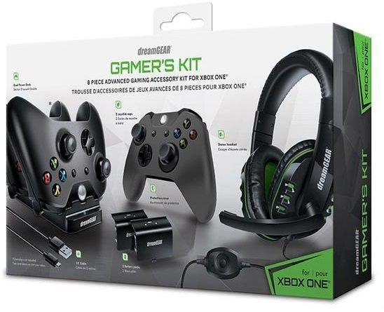 Kit Gamer Dreamgear- Xbox One
