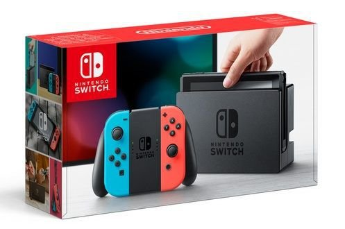CONSOLE NINTENDO SWITCH - NEON