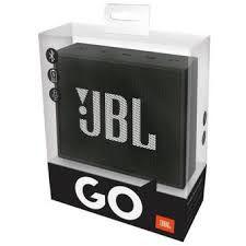 CAIXA DE SOM- JBL GO