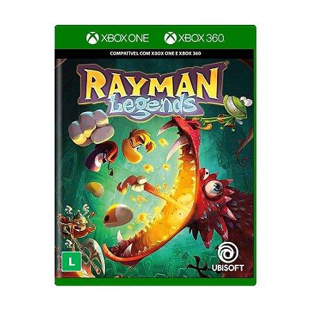Jogo Rayman Legends - Xbox 360 e Xbox One
