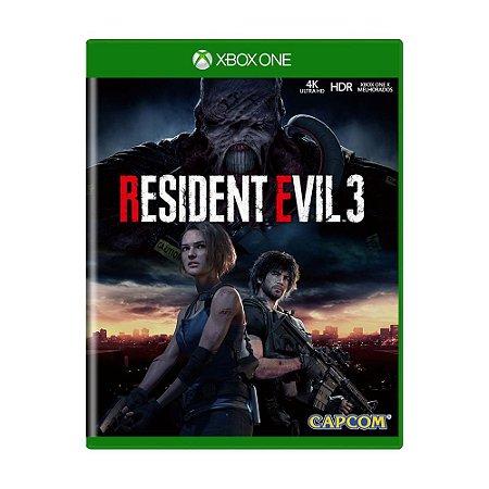 Jogo Resident Evil 3 Pré-venda - Xbox One