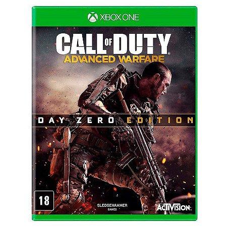 Jogo Call of Duty: Advanced Warfare (Edição Day Zero) - Xbox One