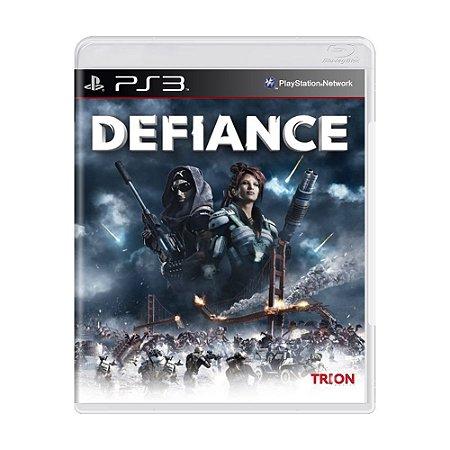 Jogo Defiance - PS3 (seminovo)