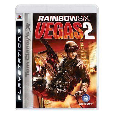 Jogo Tom Clancy's Rainbow Six Vegas 2 - PS3 (seminovo)