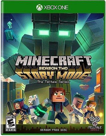 Jogo Minecraft: Story Mode - Season Two - Xbox One (Seminovo)