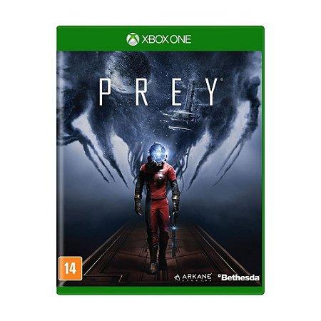 Jogo Prey - Xbox One (Seminovo)