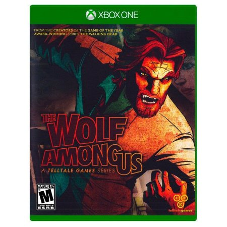 Jogo The Wolf Among Us - Xbox One (Seminovo)