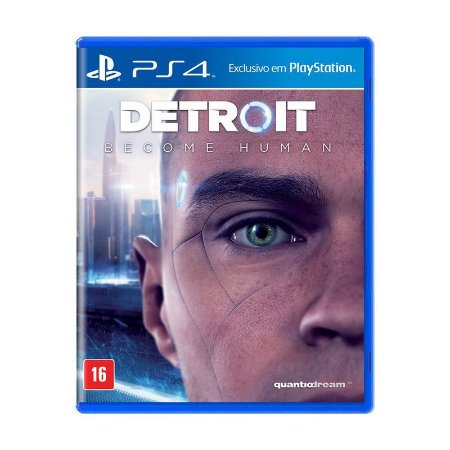 Jogo Detroit: Become Human - PS4