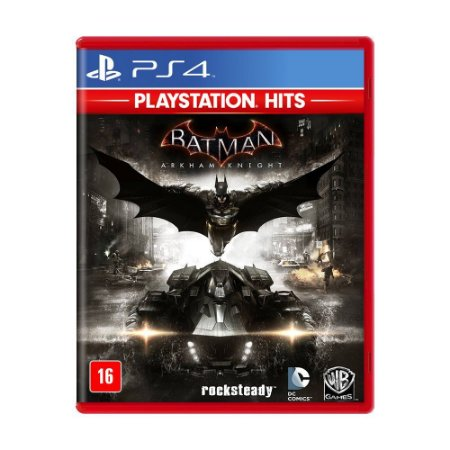 Jogo Batman: Arkham Knight - PS4 - Seminovo