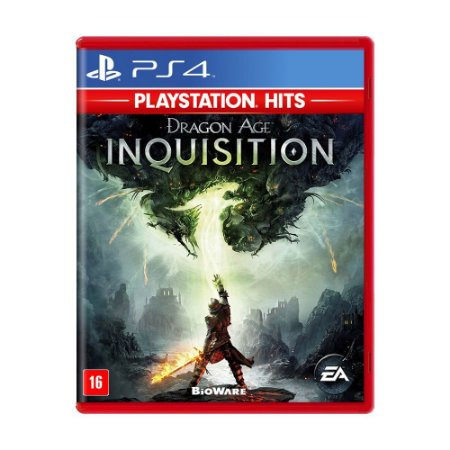 Jogo Dragon Age: Inquisition - PS4 - Seminovo