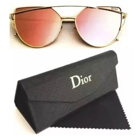4a8dd744a1901 Oculos De Sol Dior Feminino Dior Replica Primeira Linha - Replicas ...