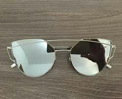 Óculos Dior Starlight Armação e Lentes Prata