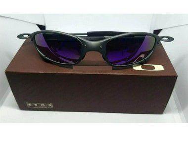 Oculos Oakley Juliet X-metal Roxa + Teste + Certificado