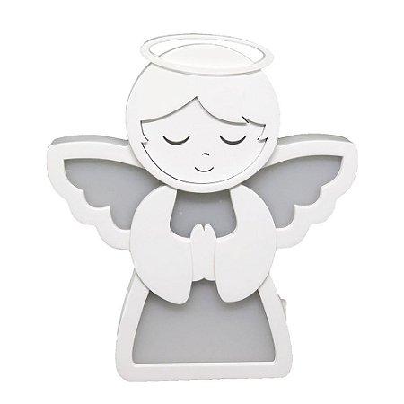 Luminária Anjo Branco