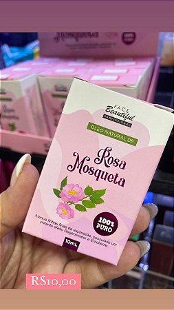 Óleo Natural de Rosa Mosqueta 100 % puro - Face Beautiful