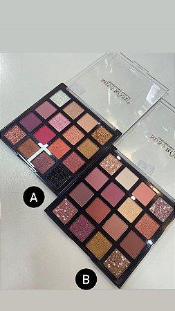 Paleta de Sombras 16 cores - Miss Rose