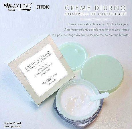 Creme Diurno Controle de Oleosidade - Max Love