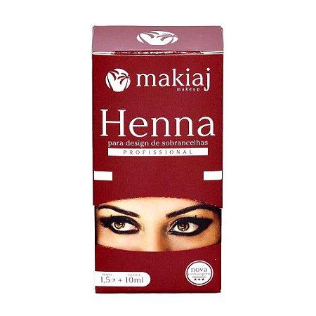Henna Makiaj
