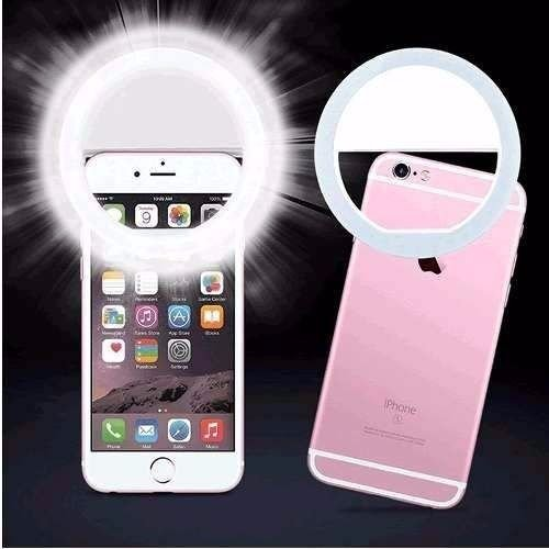 LED para celular - LUZ DE SELFIE
