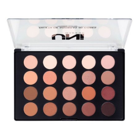 Paleta de Sombras 20 Cores -  Uni MakeUp