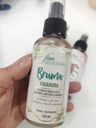 Bruma Fixadora - Fina Severina