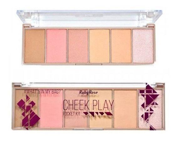 Paleta CheekPlay - Ruby Rose