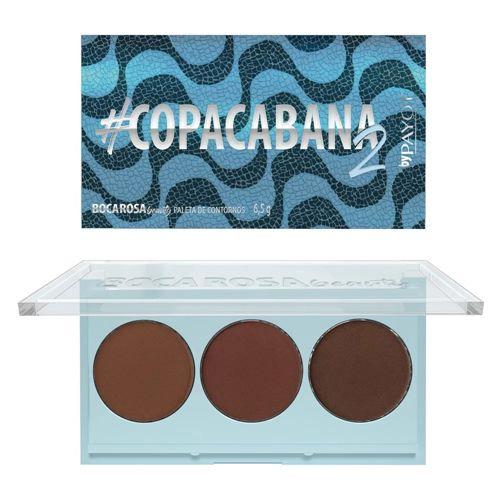 Paleta de Contorno Copacabana 2 - Boca Rosa
