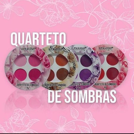 Quarteto de Sombras Redondo