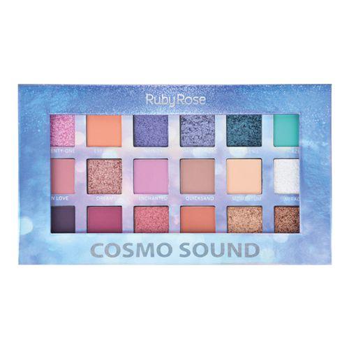 Paleta de Sombras Cosmo Sound - Ruby Rose