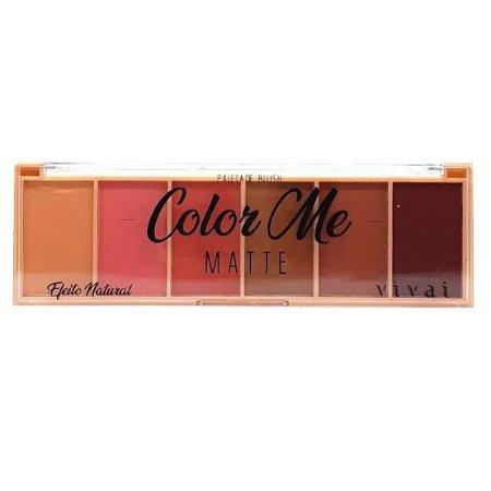 Paleta de Blush Color Me- Vivai