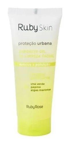 Sabonete Gel De Limpeza Facial Proteção Urbana - Ruby Rose